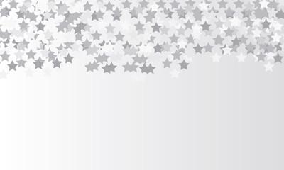 Light grey background with stars pattern
