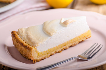 Lemon cheesecake delicious