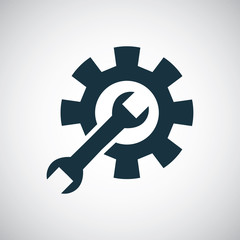 wrench gear icon