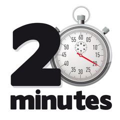 CHRONO-20 Minutes