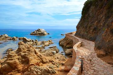 Wall Mural - Costa Brava cami de Ronda Lloret de Mar
