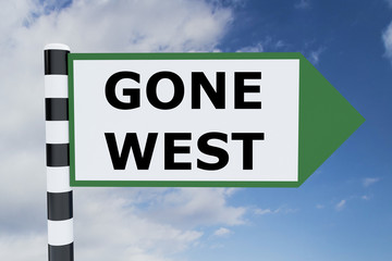 Gone West concept