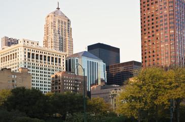 Fotomurales - Buildings od South Loop