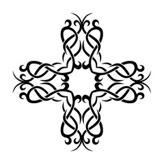 Tattoo. Pattern. Design. Ornament.