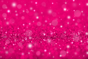 Pink Christmas background