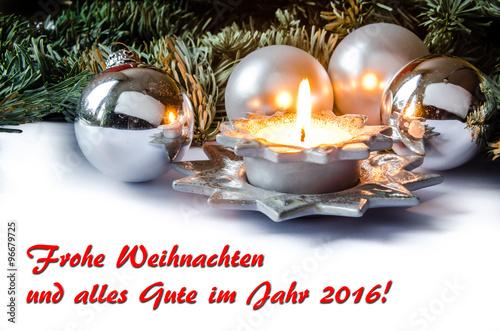 Frohe Weihnachten Und Alles Gute Im Neuen Jahr.Frohe Weihnachten Und Alles Gute Im Neuen Jahr Stock Photo