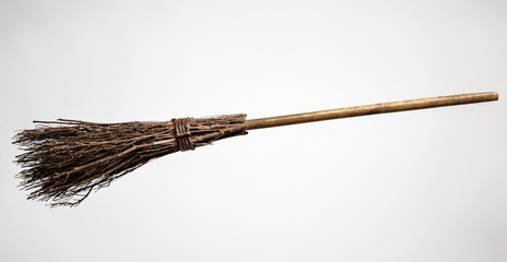 Old broomstick