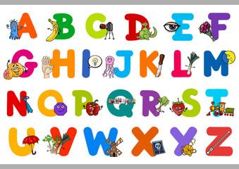 educational alphabet for children