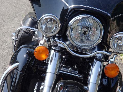バイク、ハーレーダビッドソン