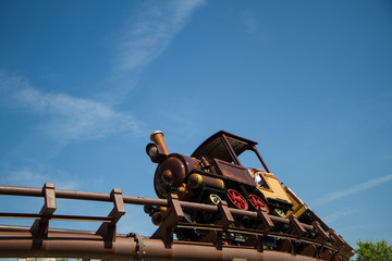 oller coaster far west