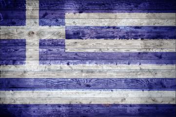 Wooden Boards Greece