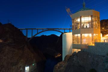 Mike O'Callaghan–Pat Tillman Memorial Bridge Hoover Dam Nevada