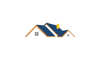 abstract building company logo