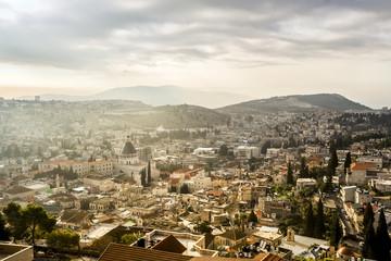 Nazareth panorama, Israel
