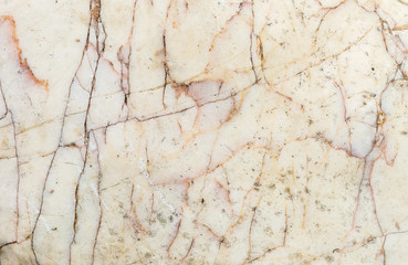 Closeup surface old and dirty marble floor texture background