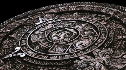 Mayan calendar from perspective