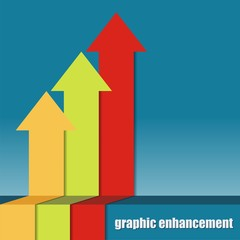 Chart Enhancement Design Illustration