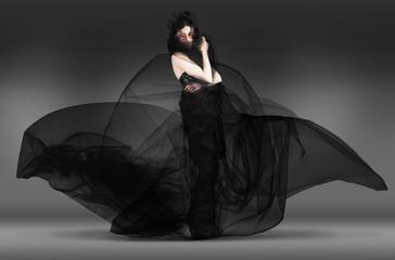 Black Fashion The Dark Movement In Motion