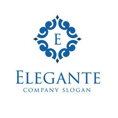 E Logo - Elegant Resort