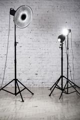 Photographic studio equipment and accessories