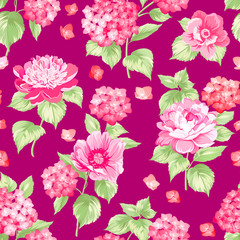 The Flower pattern.