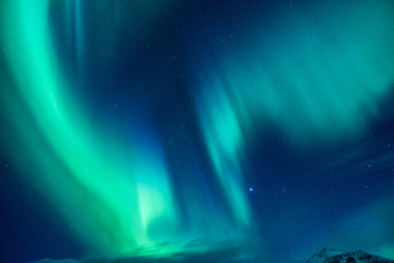 Beautiful Northern light