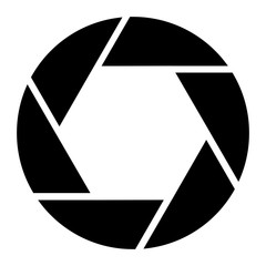 Camera Aperture Photography Symbol