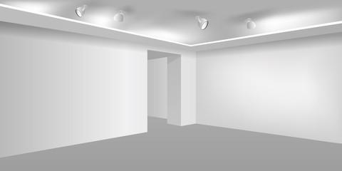 Musee-Salle vide