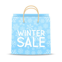 Winter sale concept for Your design