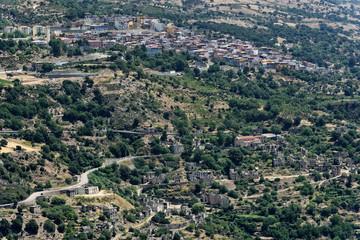 Sardinien - Gairo Vecchio