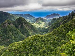 Miradouro dos Balcões Madeira, Portugal
