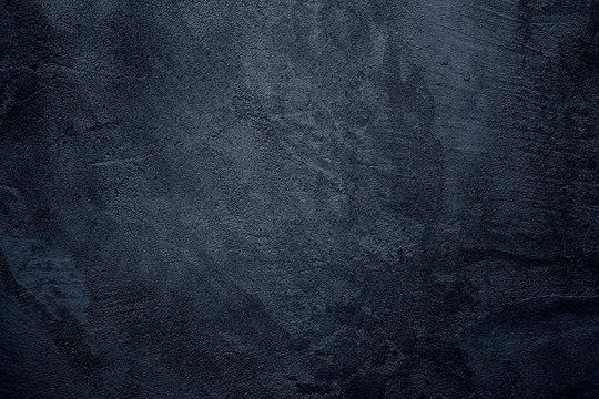 Abstract grunge dark navy background