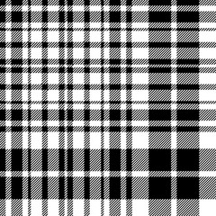 tartan celtic fc seamless pattern fabric texture black and white
