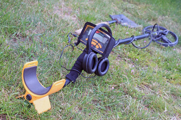 Metal Detector equipment