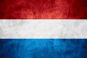 flag of Holland Fototapete
