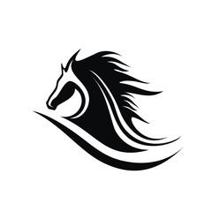 head of horses