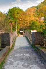 Beautiful old bridge