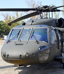 H-60 Black Hawk Helicopter