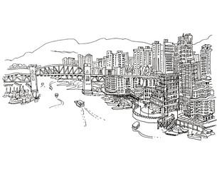 Vancouver Illust