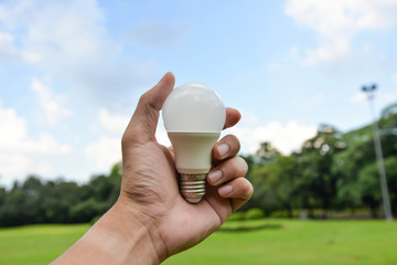 LED Bulb - The lighting Technology