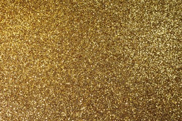 background golden sparkly glittery Panel
