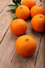 Orange fruit