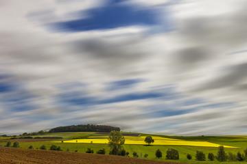 Landschaft Sommer Perspektive