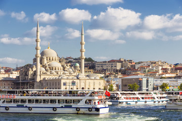 Sigths of Istanbul ,a cruise on the Bosphorus