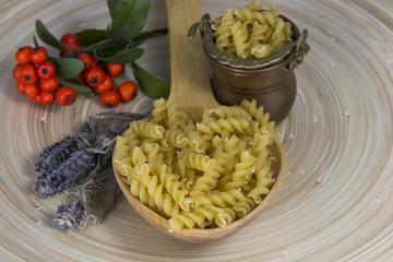 makarna sağlık yemek dekoratif ahşap mutfak aksesuar