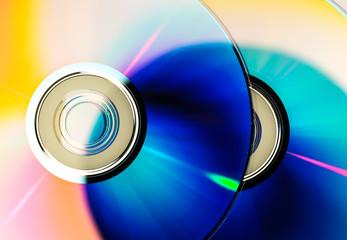 DVDの書き込み面