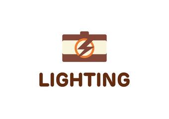 Camera Flash Logo