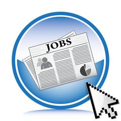 jobs newspaper icon