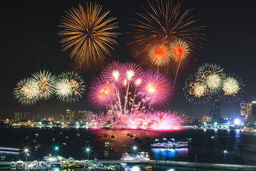 Pattaya International Fireworks