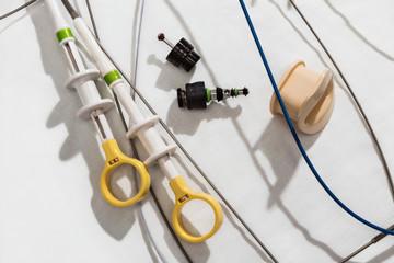 Endoscopy. Diagnostic equipment.